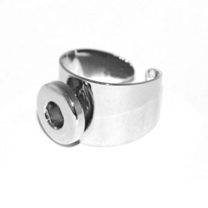 Justerbar ring till snap-on knappar 12 mm