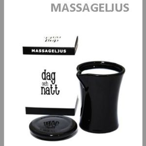 Massageljus